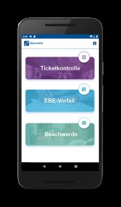 AMIS®7 ebe|mobile - Mobile Fahrausweiskontrolle